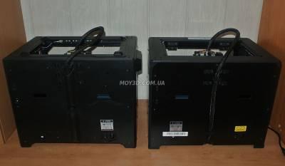 Вид сзади 2х принтеров